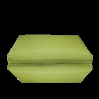 fodera materasso verde
