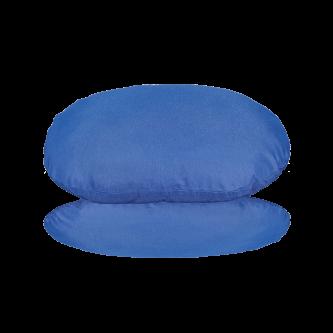 fodera ovale blu