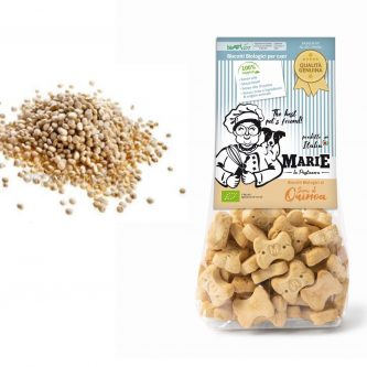Biscotti Biologici Marie Semi di Quinoa